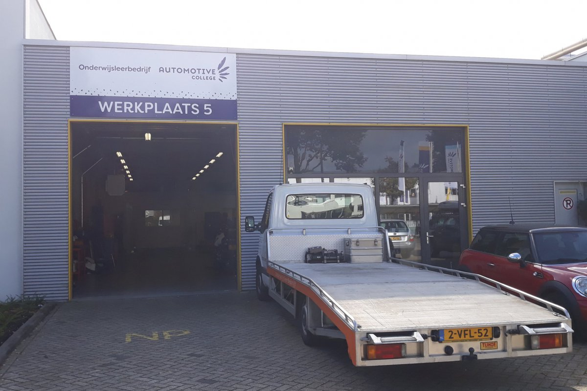 Werkplaats Automotive College