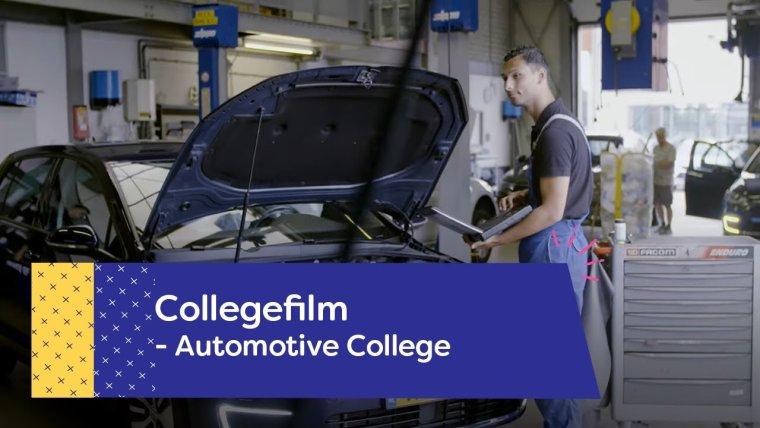 YouTube video - De studenten vertellen je meer!